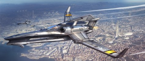 Aerial Fighter