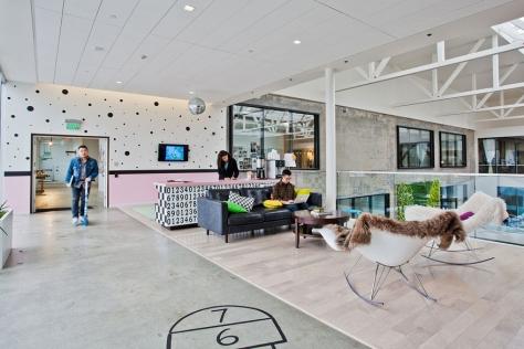 Airbnb's San Francisco Headquarters3