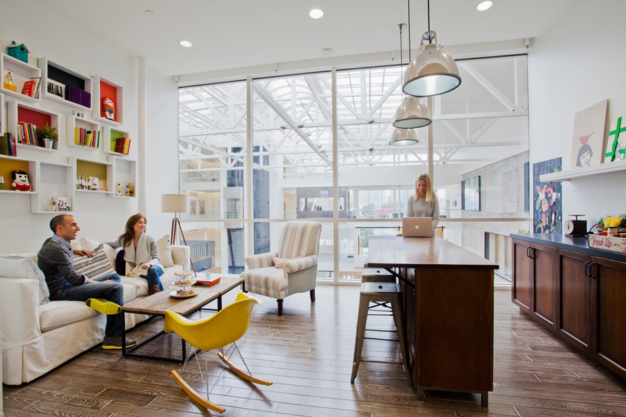 Airbnb's San Francisco Headquarters4