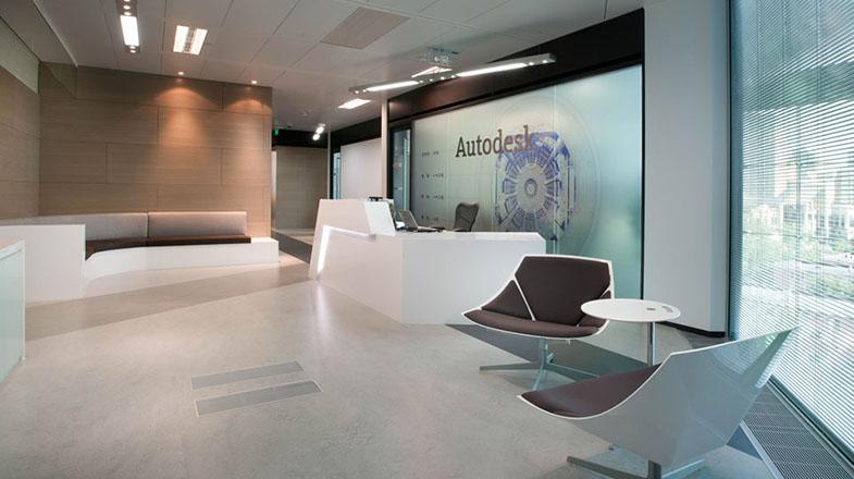 Autodesk's Beijing Office