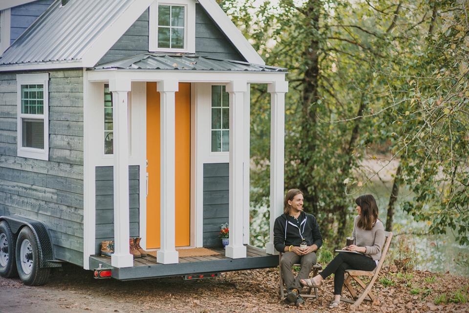 Custom Tiny Home by Heirloom