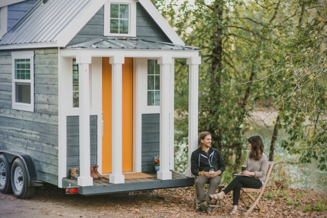 Custom Tiny Home by Heirloom