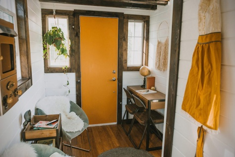 Custom Tiny Home by Heirloom1