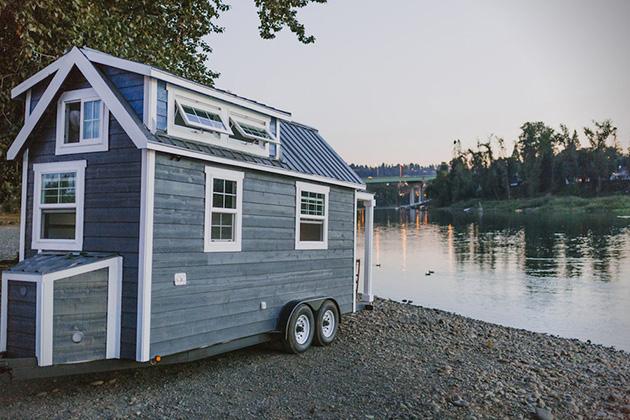 Custom Tiny Home by Heirloom6