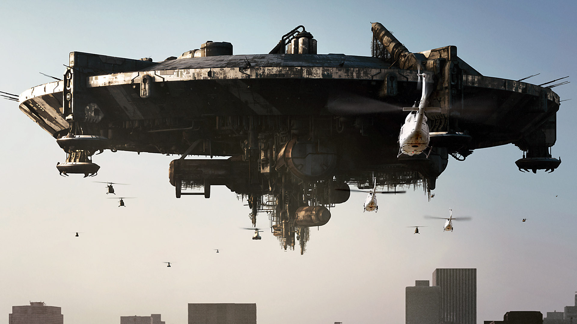 District 9 Spaceship