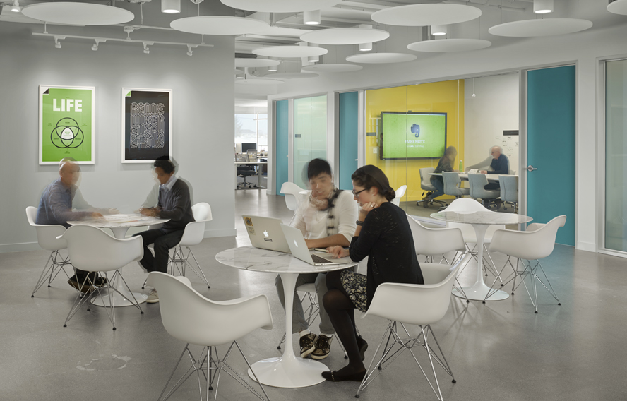 Evernote's Redwood City Headquarters4