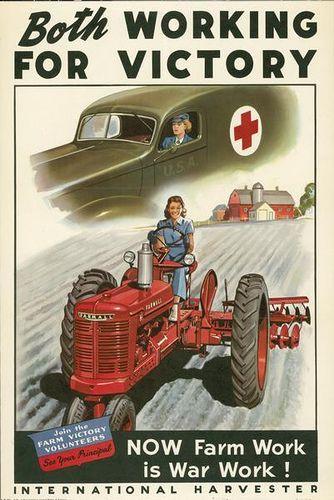 Farm Work is War Work!