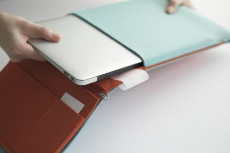 Felt Case for iPad:MacBook Air by 11+