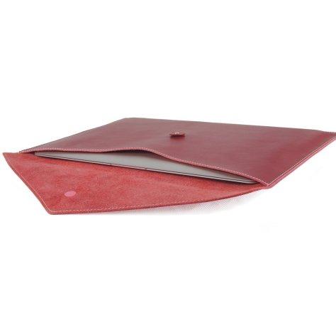 Genuine Leather Envelope For Macbook Air