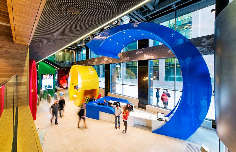 Google's Dublin Campus