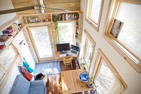 Hand Built Tiny Home by Alek Lisefski2