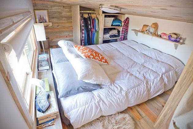 Hand Built Tiny Home by Alek Lisefski4