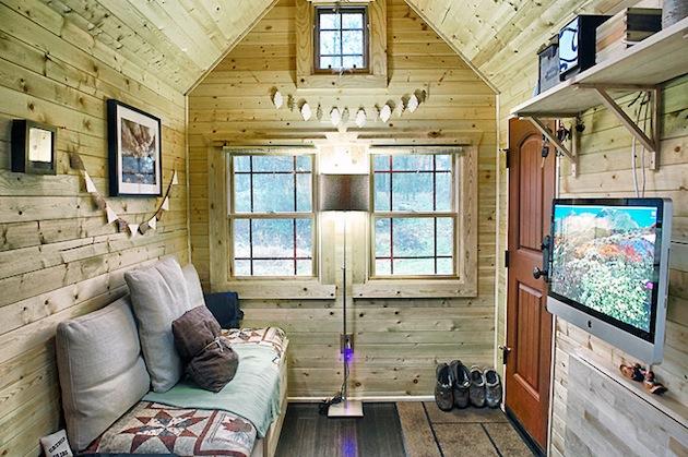 Hand Built Tiny Home