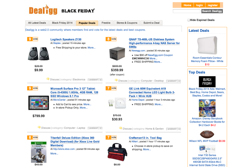 Hot Deals Free Coupons, HP Coupons, Dell, Lenovo, Buy.com Promotion Codes and More! (20141127)