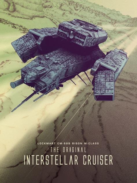 Interstellar Cruiser