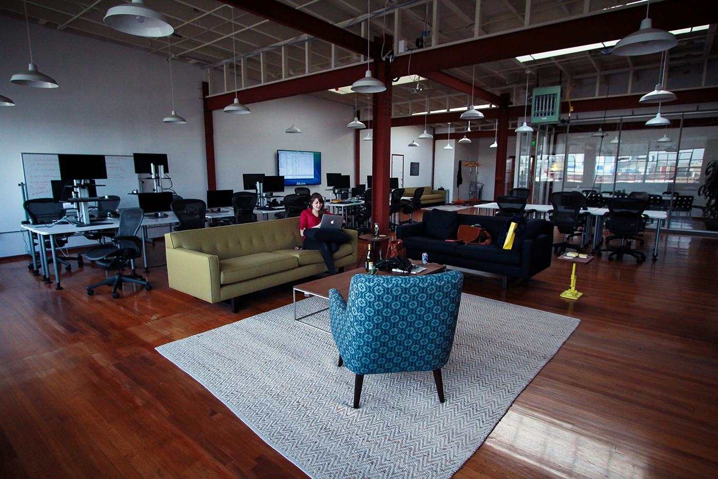 Mapbox's San Francisco Offices