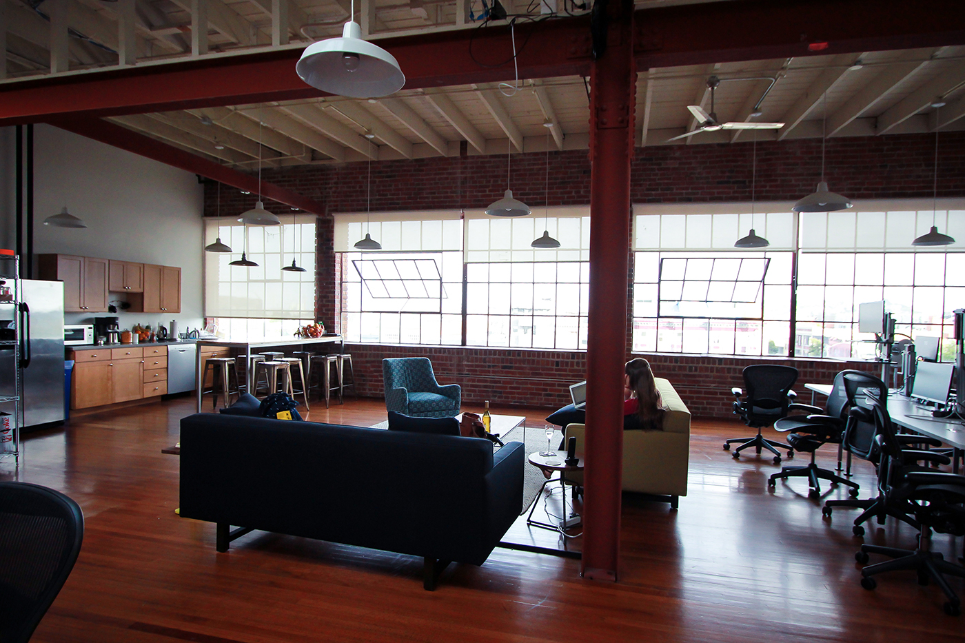 Mapbox's San Francisco Offices4