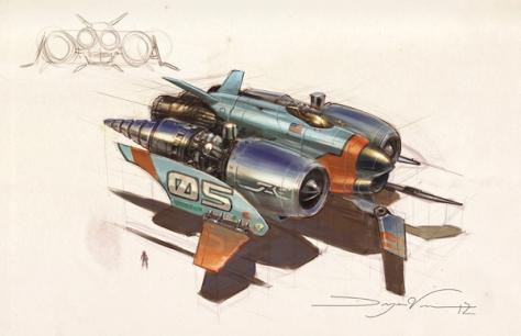 MC Space Racer