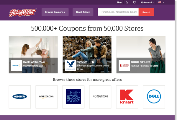 RetailMeNot-Coupon Codes, Coupons, Promo Codes, Discounts (20141127)
