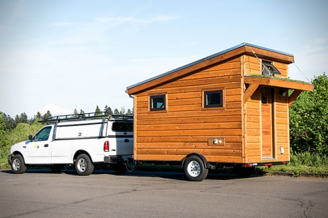 Salsa Box Tiny Home