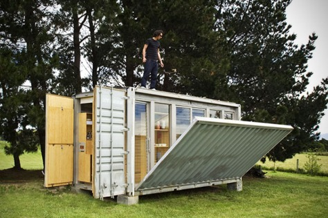 Shipping Container Home1