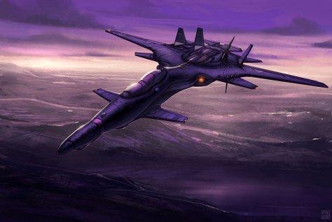 XF-34 Peregrine