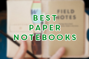 best paper notebooks