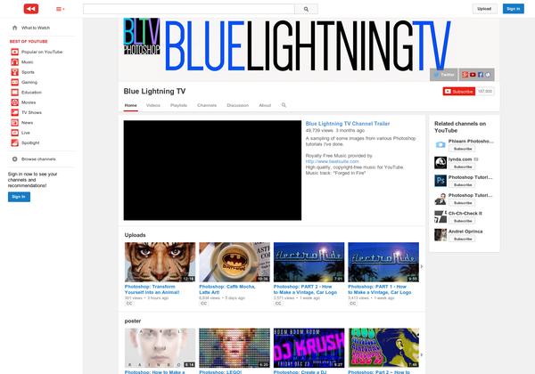 bluelightningtv