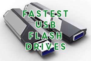 fastest usb hard drives