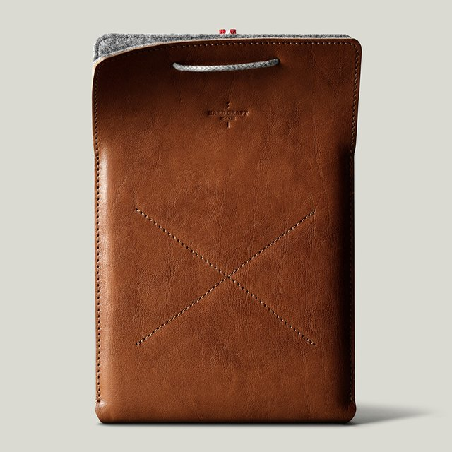 Heritage Draw iPad Case & Stand by Hard Graft