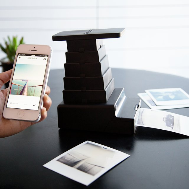 iPhone to Polaroid Converter