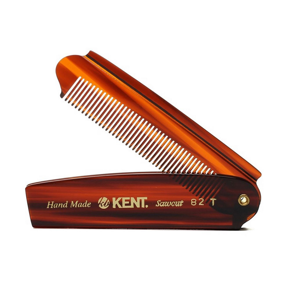 Kent 20T Folding Pocket Comb