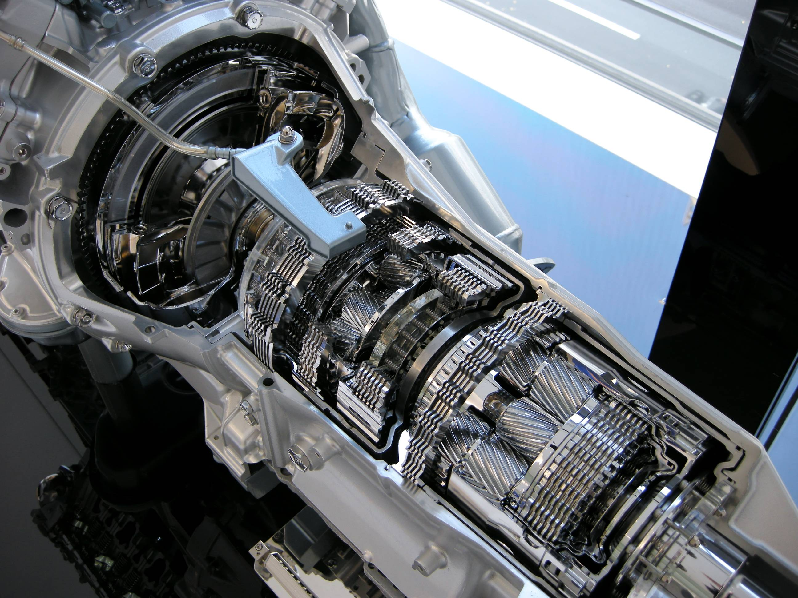 Lexus IS automatic transmission