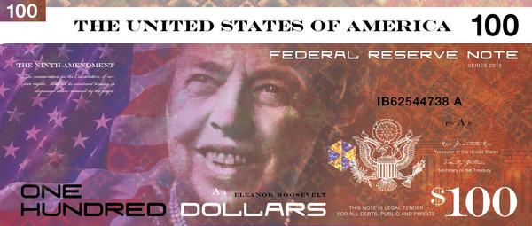 Reimagining US currency by John Koenig10