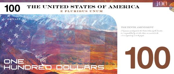 Reimagining US currency by John Koenig11