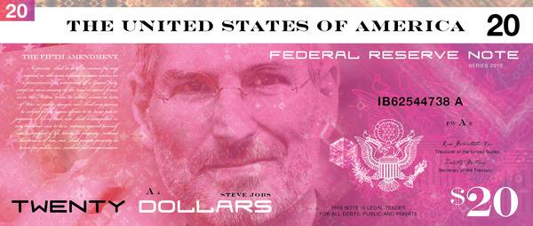 Reimagining US currency by John Koenig6