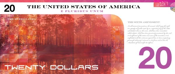 Reimagining US currency by John Koenig7