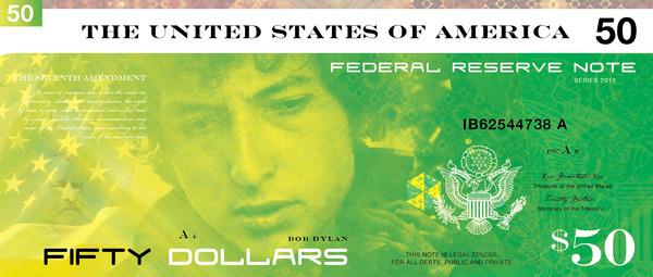 Reimagining US currency by John Koenig8