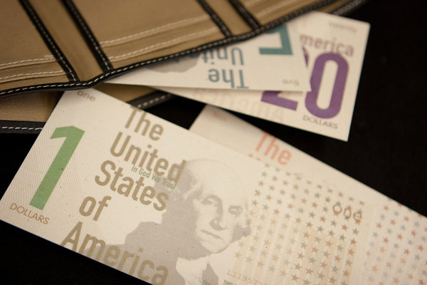 United States Currency by Alex Ramsey2