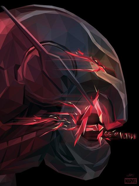 Age of Ultron by Simon Delart
