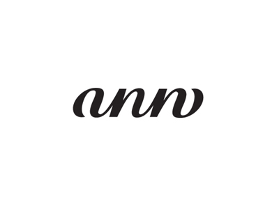 Ann Ambigram by Kevin Burr