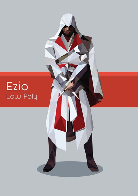 Assassin's Creed by Siddharth Ahuja