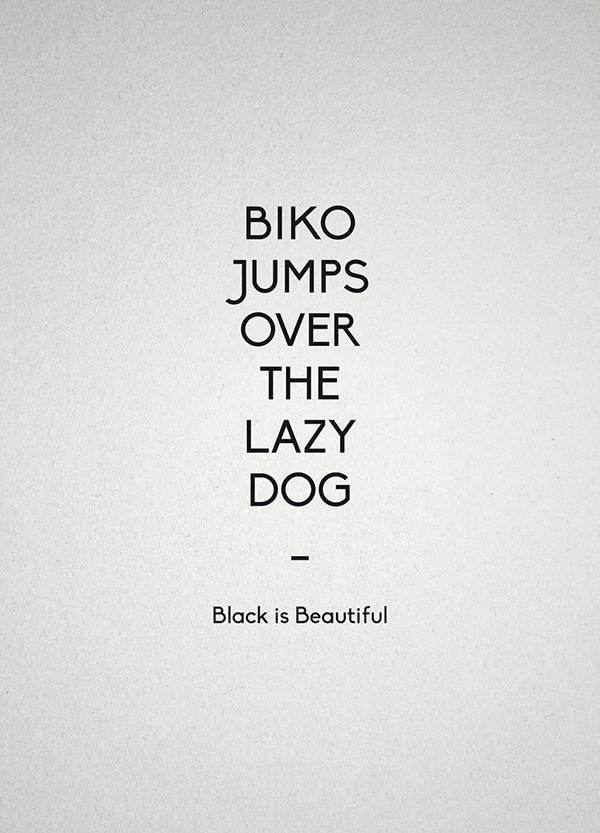 Biko Regular