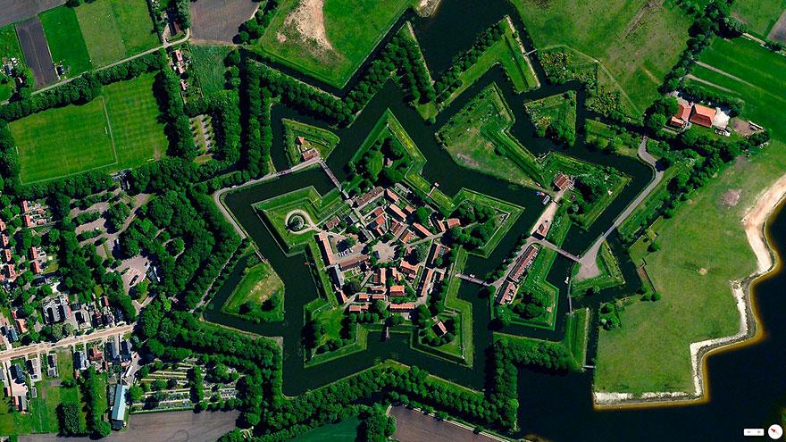 Bourtange, Vlagtwedde, Netherlands