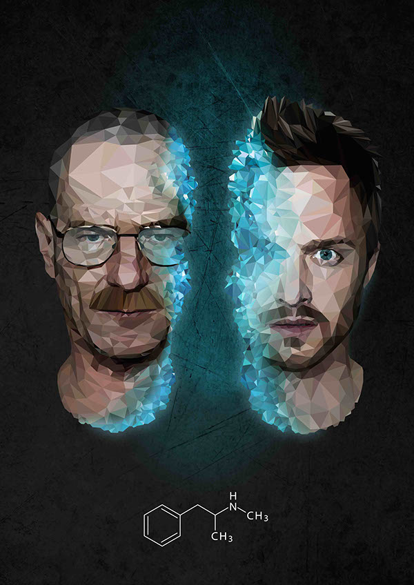 Breaking Bad by William Teal