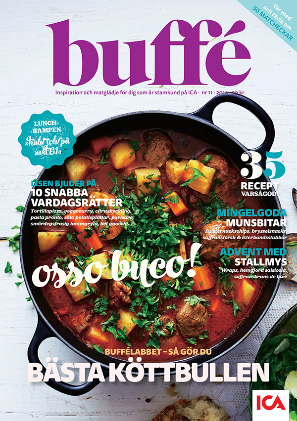 Buffe Magazine