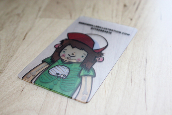 Business Card by Aaron Miller