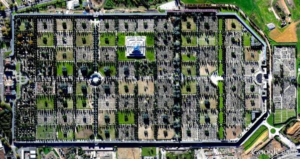Cimitero Maggiore di Milano Milan, Italy
