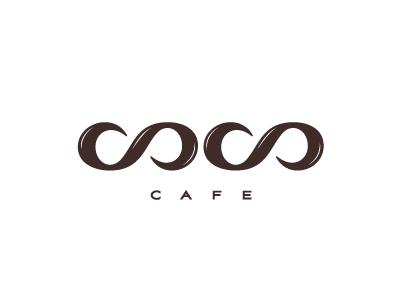 COCO cafe logo by Jan Zabransky