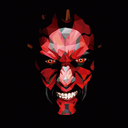 Darth Maul by Jesus Servin